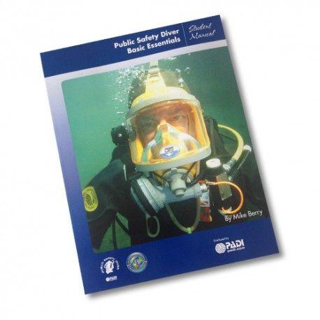 Public Safety Diver Book
